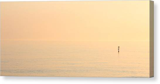 Dawn Horizon Canvas Print