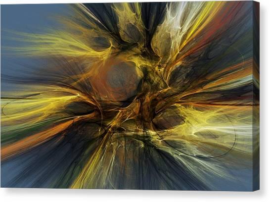 Canvas Print - Dawn Of Enlightment by David Lane