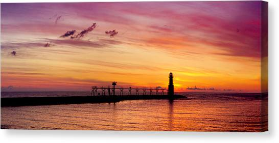 Dawn Of Promise Canvas Print