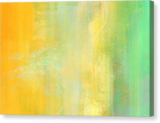 Day Bliss - Abstract Art Canvas Print