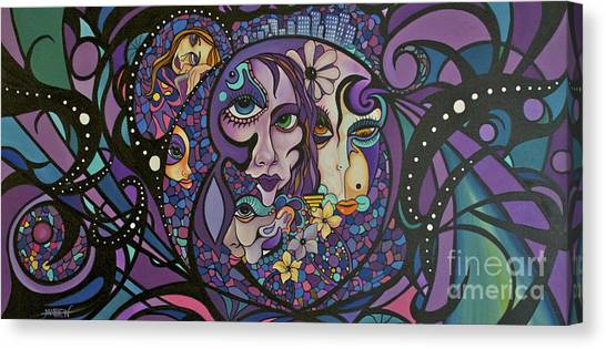 Day Dreamer Canvas Print