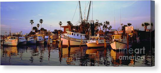 Daytona Sonny Boy And Miss Hazel Canvas Print