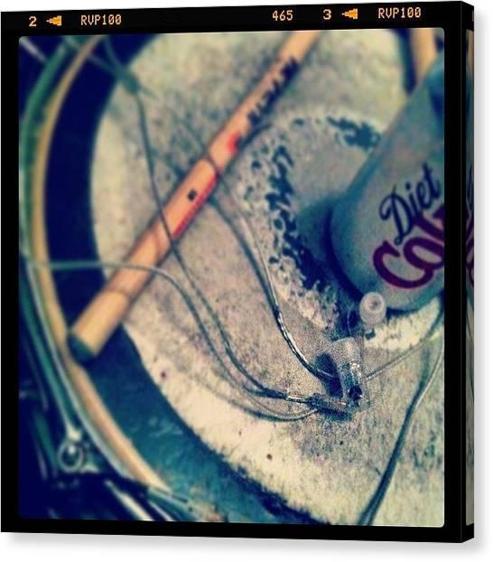 Snares Canvas Print - Dear John Practice #dearjohn by Kiss My Kunst