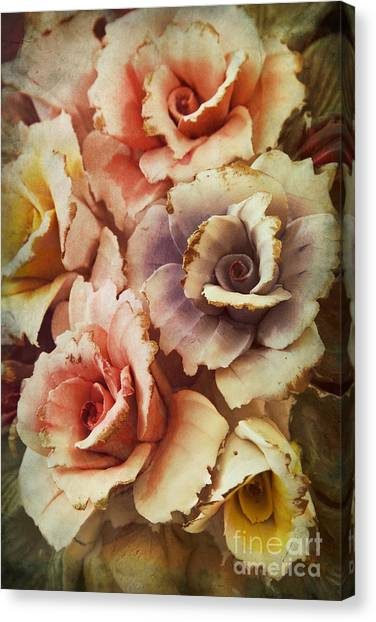 Decoration Flower Canvas Print
