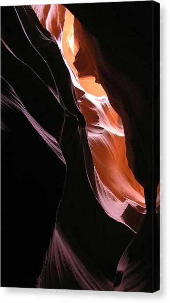 Deep Illumination Canvas Print