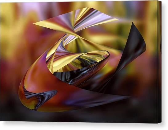 Deep Sea Mirage Canvas Print