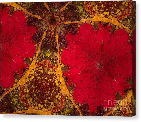 Deeply Passionate Canvas Print