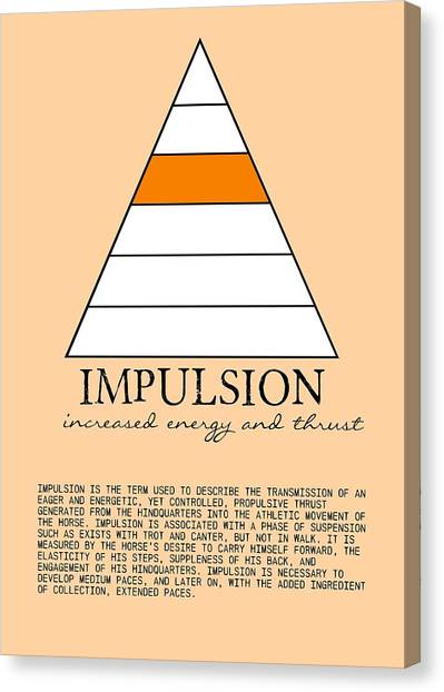 Impulsion Defined Canvas Print by JAMART Photography
