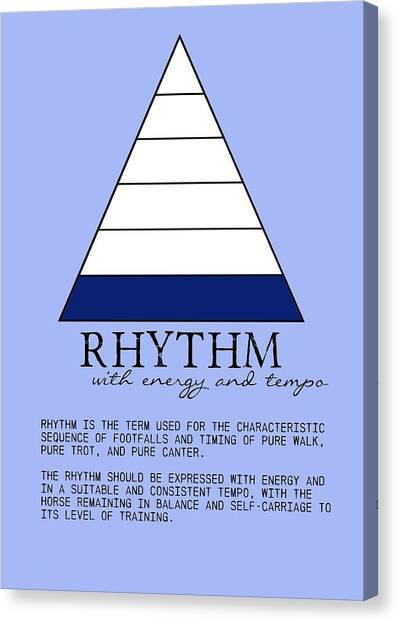 Rhythm Defined Canvas Print by JAMART Photography