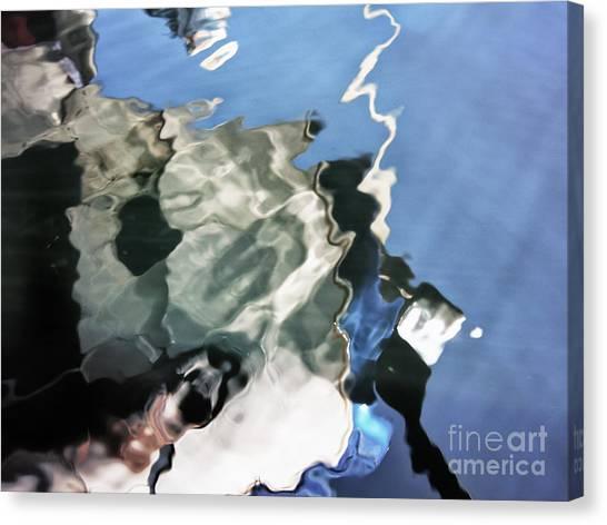 Dehaviland Float Plane Canvas Print