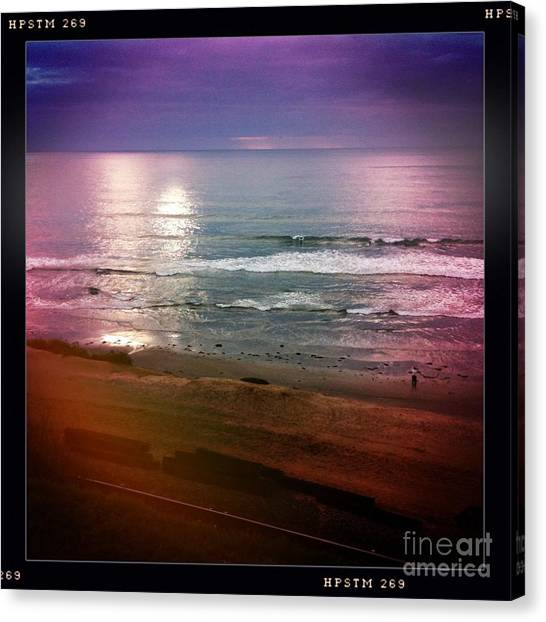 Del Mar Canvas Print