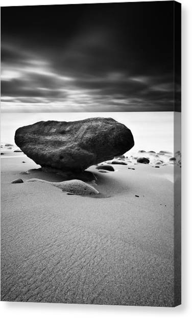 Delicated Balance Canvas Print