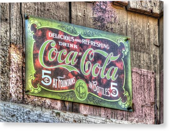Delicious And Refreshing Canvas Print