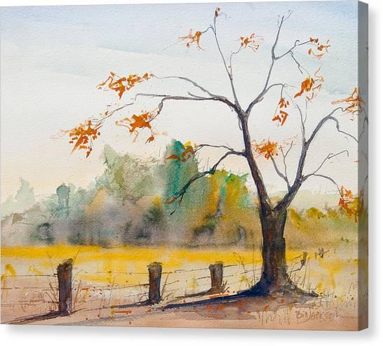 Delta 5 Canvas Print