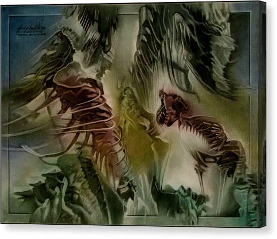 Denverdinocomp 2010 Canvas Print