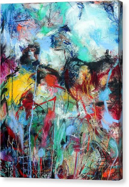 Deprivation Canvas Print