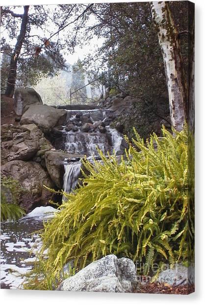 Descanso Gardens 1 Canvas Print