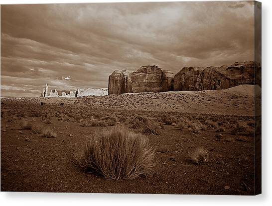 Desert 2 Canvas Print