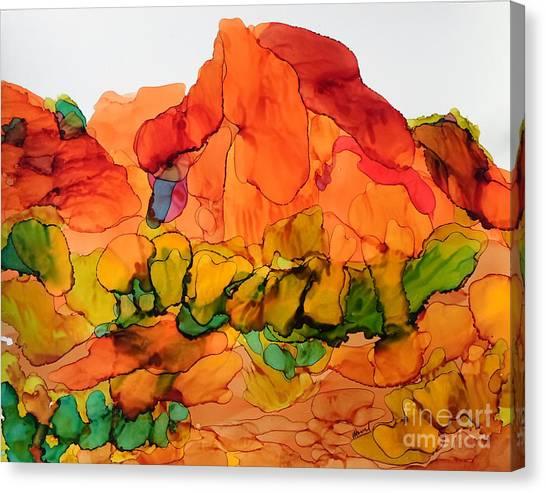 Desert Beauty 6 Canvas Print