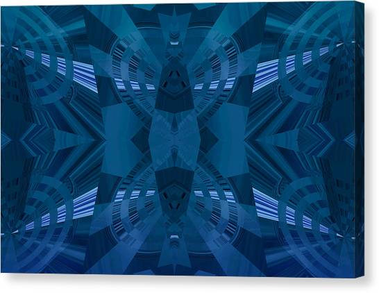 Design Spin 71 Canvas Print by Joe Connors