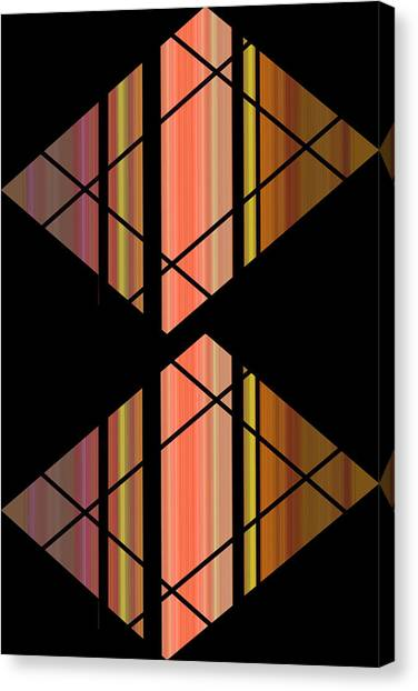 Design Spin 74 Canvas Print by Joe Connors