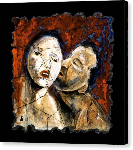 Bogdanoff Canvas Print - Desire by Steve Bogdanoff