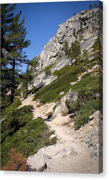 Desolation Wilderness Canvas Print