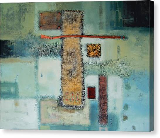 Destiny Canvas Print by Farhan Abouassali