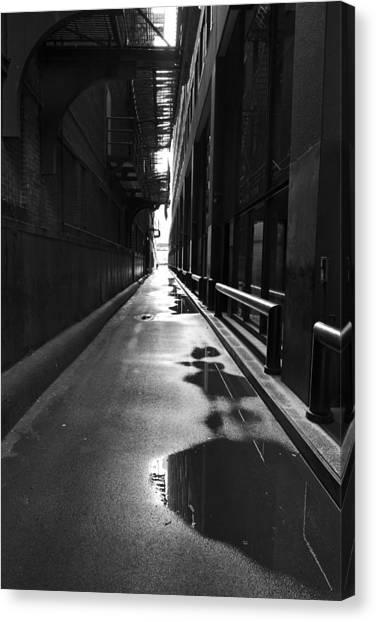 Detective Noir Canvas Print