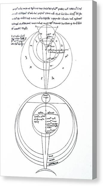 Diagram Of The Eye Photograph By Universal History Archiveuig