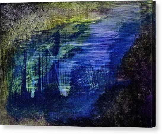 Dig Canvas Print