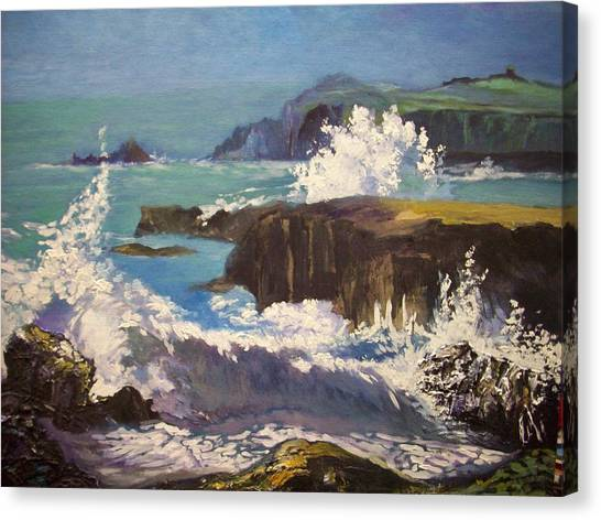 Dingle  - Kerry- Ireland Canvas Print