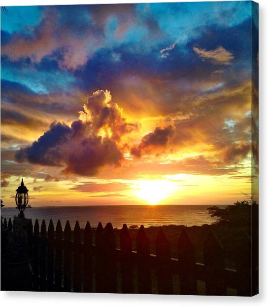 Lighthouses Canvas Print - Dinner With A View by Krista Feierabend