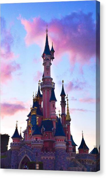 Disney Dream Canvas Print