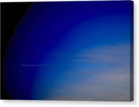 Distant Flight 5  Canvas Print