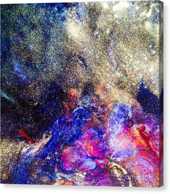 Divine Inspiration Canvas Print