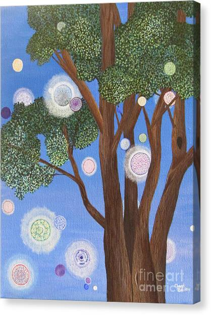 Divine Possibilities Canvas Print