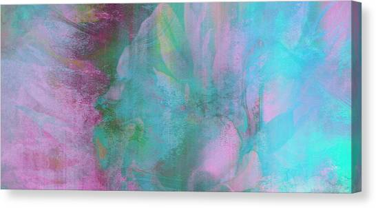 Divine Substance - Abstract Art Canvas Print