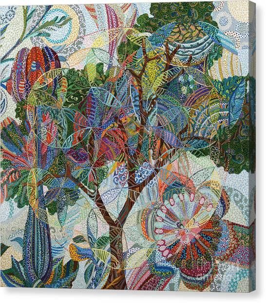 Divinitas Canvas Print