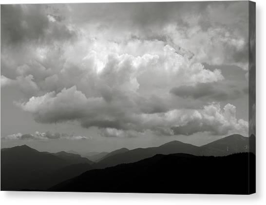Dix Mt View Canvas Print