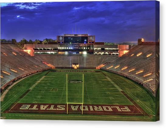 Doak Campbell Stadium Picture Framed Florida State