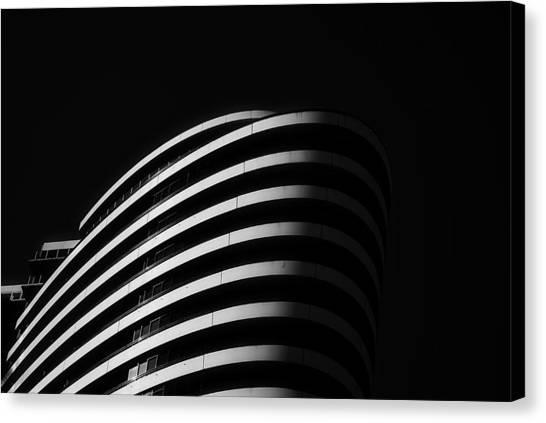 Docklands 1 Canvas Print