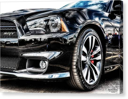 Dodge Charger Srt Canvas Print
