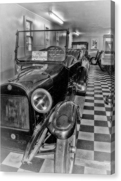 Dodge Touring Canvas Print