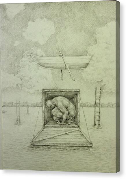 Dogma Canvas Print