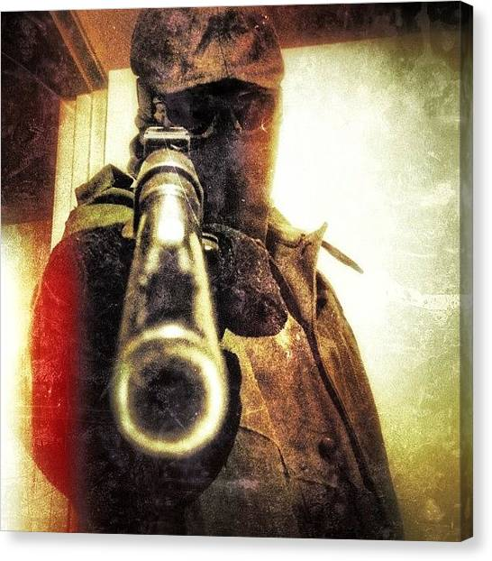 Scifi Canvas Print - Dogsick... ~ Corron Xtrillion by Glen Campbell
