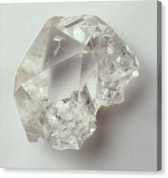 Gemstones Canvas Print - Dolomite by Dorling Kindersley/uig