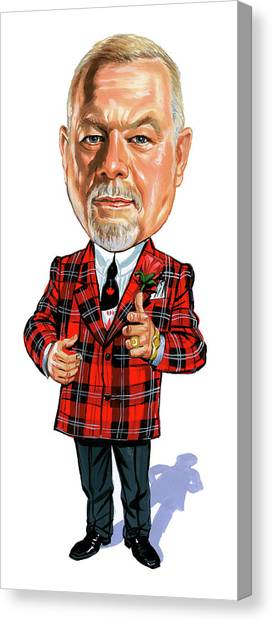 Ice Caves Canvas Print - Don Cherry by Art