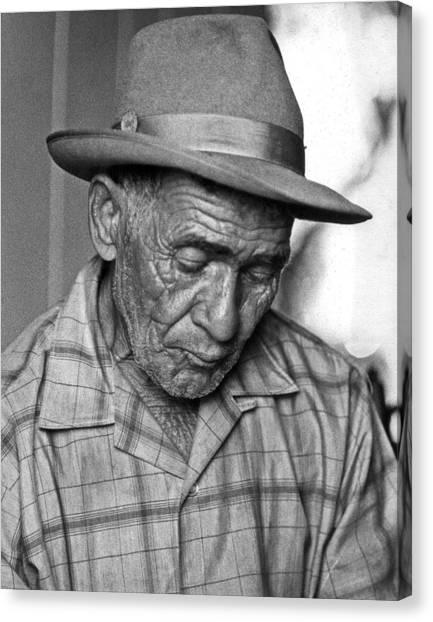 Don Goyo Canvas Print