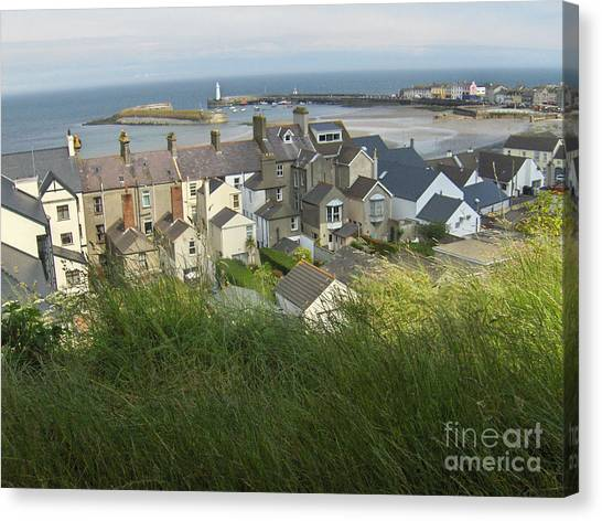 Donaghadee Northern Ireland View From The Moat Canvas Print